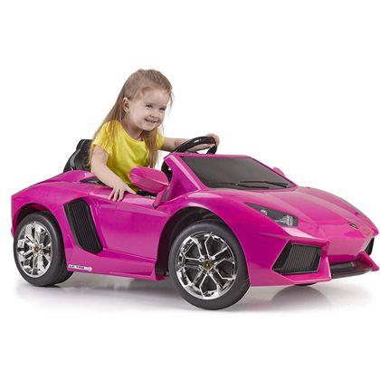 Lamborghini aventator pink 6v - 13001543(1)