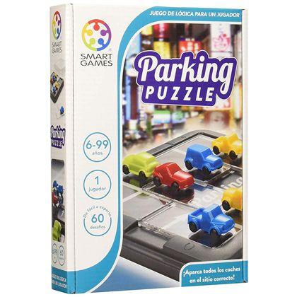 Parking puzzle - 53251915