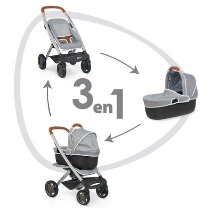 Comby bebé confort gris - 33753109(1)