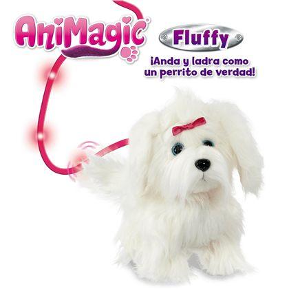 Fluffy mi perrito paseo - 14731391(1)