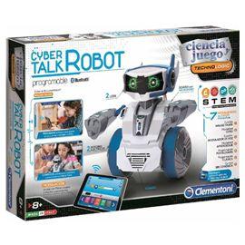 Cyber robot talk