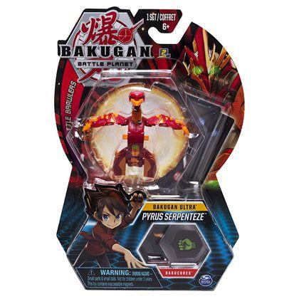 Bakugan ultra booster (precio unidad) - 03504423(4)