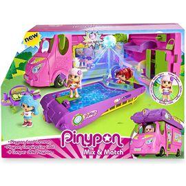 Pinypon- cool caravan