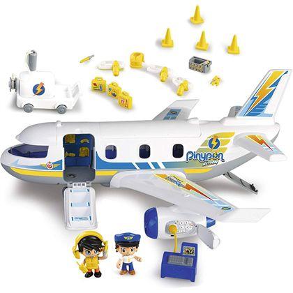 Pinypon action- emergencia en el avión - 13006976(1)