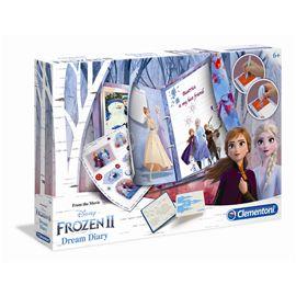 Frozen 2: diario de frozen