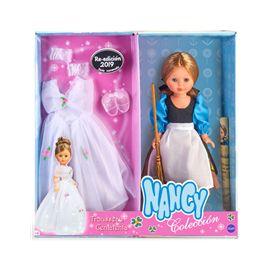 Nancy colección trousseau cenicienta