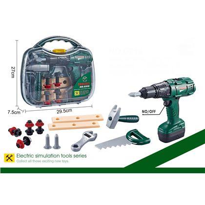 Maletin herramientas 12 piezas - 87802586