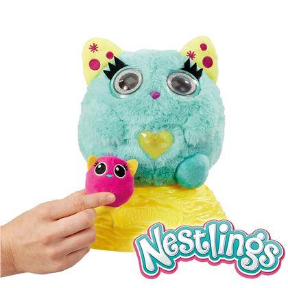 Nestlings azul mascota interactiva - 14732241(1)