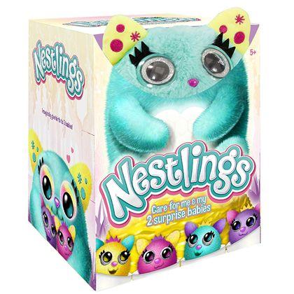Nestlings azul mascota interactiva - 14732241(3)