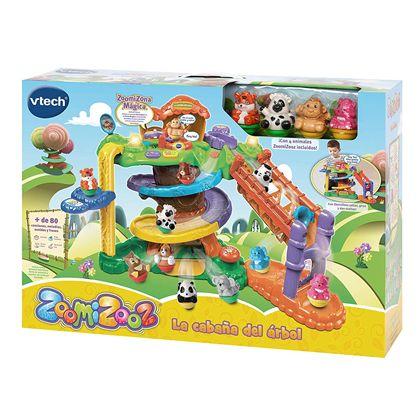 La cabaña del arbol zoomizooz - 37310922