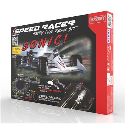 Circuito speed racer sonic - 92900281