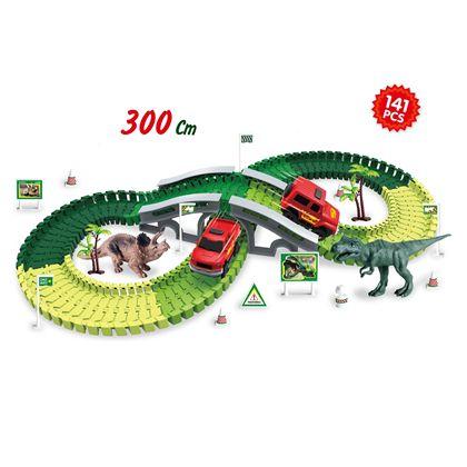 Pista dinosaurio 300cm - 87804321(2)