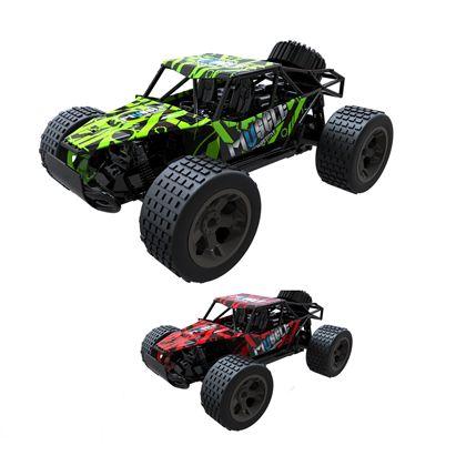 Cross country coche rc 23cm (rojo o verde) - 87884441(1)