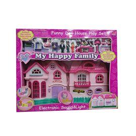 Casa my happy family pequeña