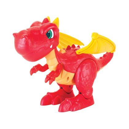 Dragon con sonidos - 92313639