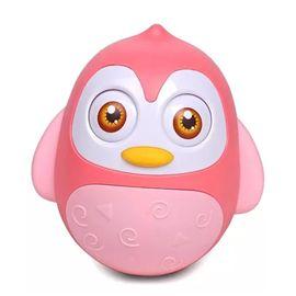Tentetieso pinguino rosa