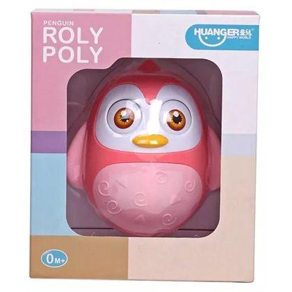 Tentetieso pinguino rosa - 87888543(2)