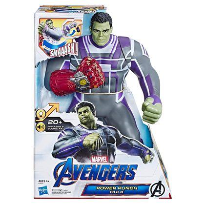 Hulk puño poderoso - 25570289
