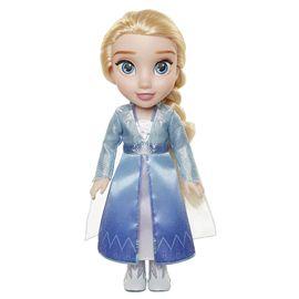 Frozen 2 elsa vestido de viaje 35 cm