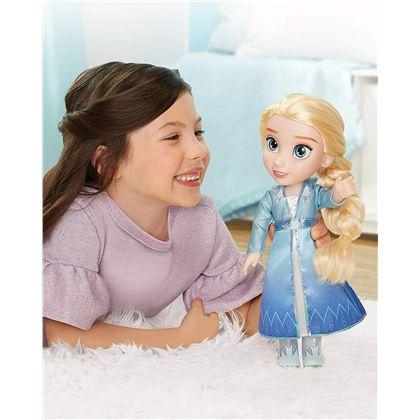 Frozen 2 elsa vestido de viaje 35 cm - 07407054(2)