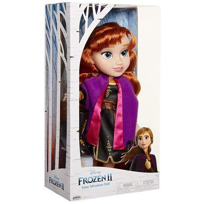 Frozen 2 anna vestido de viaje 35 cm - 07402824(1)