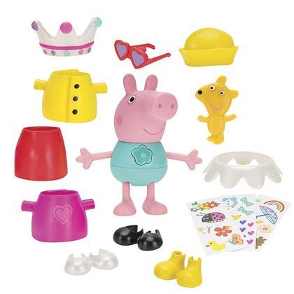 Peppa pig vestidos divertidos - 02500617(1)