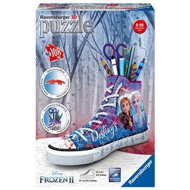 Zapatilla sneaker frozen 2 puzzle 3d