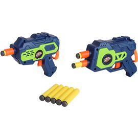 Pack 2 pistola air zoomer