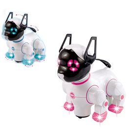 Perro robot (azul o rosa)