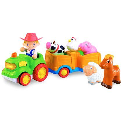 Tractor musical con figura - 93104538