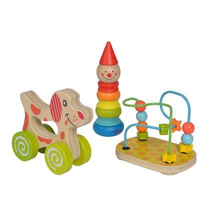 Set preescolar educativo madera - 33303750(1)