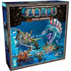 Clank- tesoros sumergidos