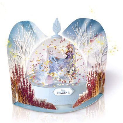 Frozen ii light-up glitter globe - 23325013(1)