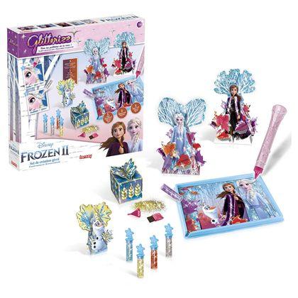 Glitterizz frozen ii magical set - 23323026