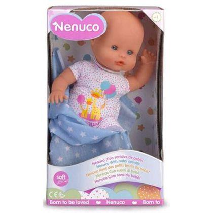 Nenuco new born con sonidos - 13007411