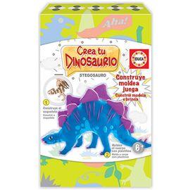 Estegosaurio crea y moldea