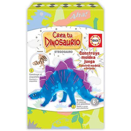Estegosaurio crea y moldea - 04018353