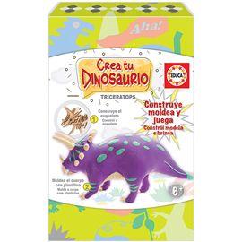 Triceratops crea y moldea