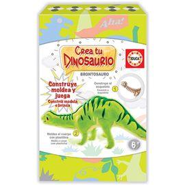 Brontosaurio crea y moldea