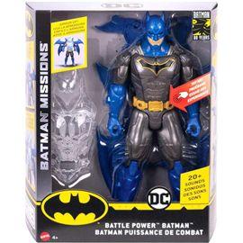Batman con luces y sonidos y armadura