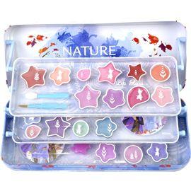 Estuche maquillaje frozen 2