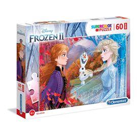 Puzzle 60 frozen-2