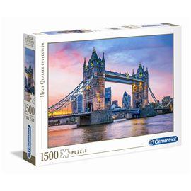 Puzzle 1500 tower bridge sunset