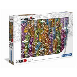 Puzzle 2000 jungla mordillo