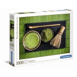 Puzzle 1000 matcha tea