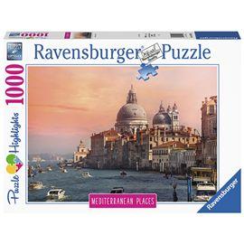 Puzzle 1000 mediterranean italy
