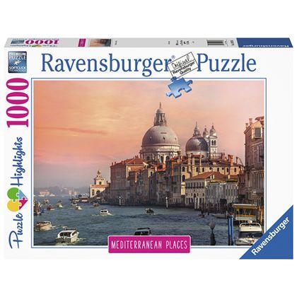 Puzzle 1000 mediterranean italy - 26914976