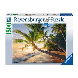 Puzzle 1500 playa secreta