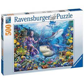 Puzzle 500 rey del mar