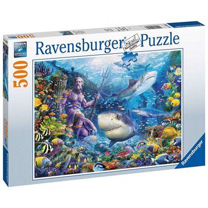 Puzzle 500 rey del mar - 26915039